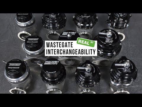 Wastegate Interchangeability - Real Street Performance