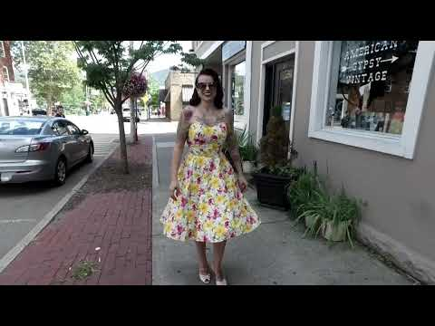 Charm School by Gertie: The Lamour Dress Class