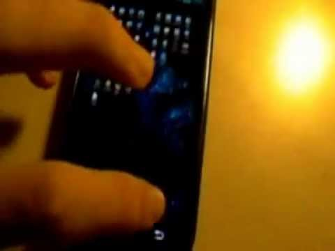 NezyS_ROM:Blue Crysis 1.1 for Samsung Galaxy S GT-i9000