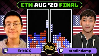 August 2020 CTM - Final - Classic Tetris Monthly