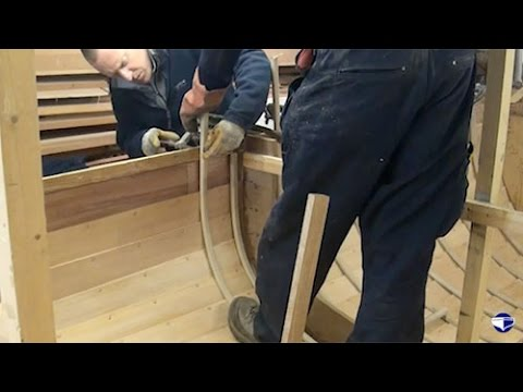 Steaming Frames (small boats) - Part 4
