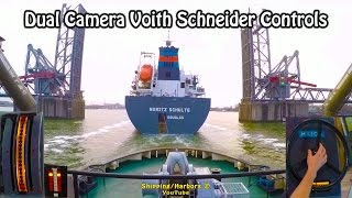 RC-TV Gary King shows off his voith-schneider-propeller