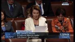 Even Dems Are Tired Of Listening To Pelosi: Rep. Matsui Dozes Off During Pelosi's House Filibuster
