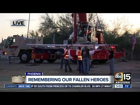 Valley group honors fallen heroes on Memorial Day
