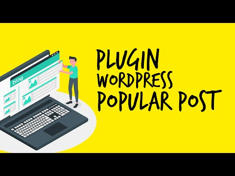 Plugin WordPress - Popular Post