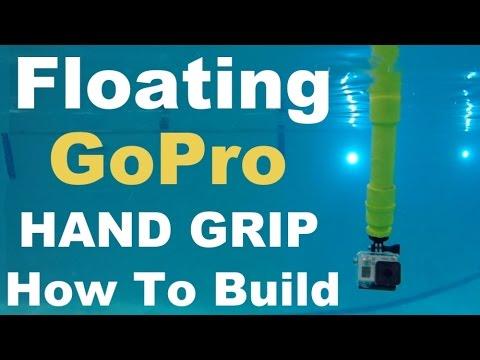 Go Pro Handle Build