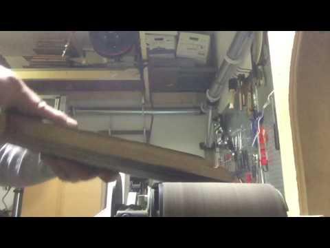 Whiskey Barrel Cutting Board