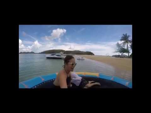 4th Anniversary Trip (Part 1) • Huma Island