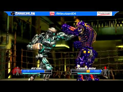 Real Steel Xbox 360 Demo