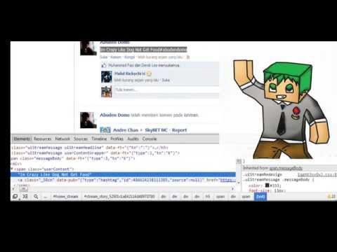 How to Edit Friend Status Facebook