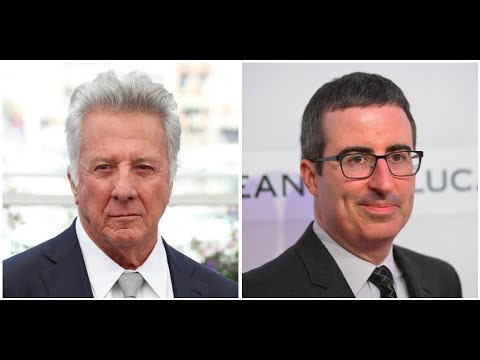 Dustin Hoffman and John Oliver Clash Over Sexual Harassment Allegations in Exclusive Video Footage