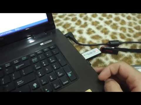 How to boot from USB Flash Drive (ASUS K72J laptop)