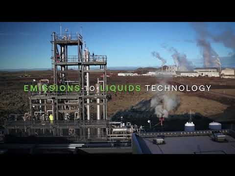 Converting CO2 into Renewable Methanol | Carbon recycling International