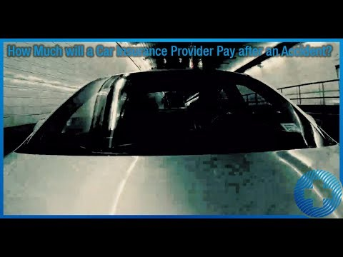 How Much will a Car Insurance Provider Pay after an Accident?