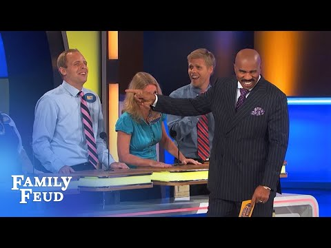 Bad table manners!!?? | Family Feud