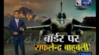 India News special show on border security
