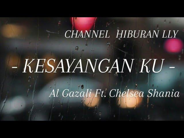 Download Al Gazali Ft. Chelsea Shania - Kesayangan ku (karaoke pop indonesia   lirik lagu) 2021 MP3 Gratis