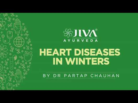 Heart Diseases In Winters