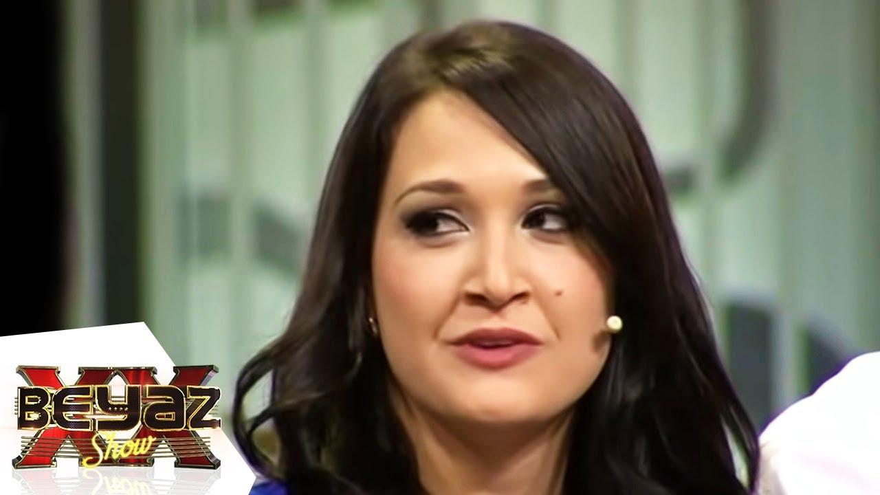 Gupse Özay ve Efsane Hızlı Konuşması - Beyaz Show