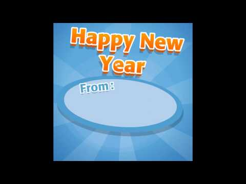 Facebook Emoticons- Happy New Year from Crazy Doc