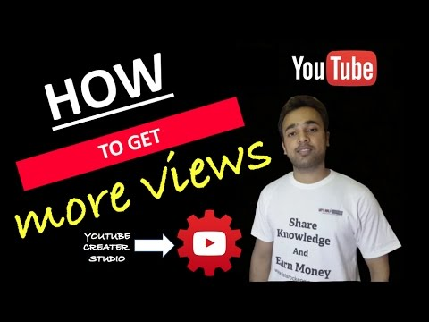 How to increase views, Revenue & Subscribers on YOUTUBE - SEO Search Engine Optimization Strategies