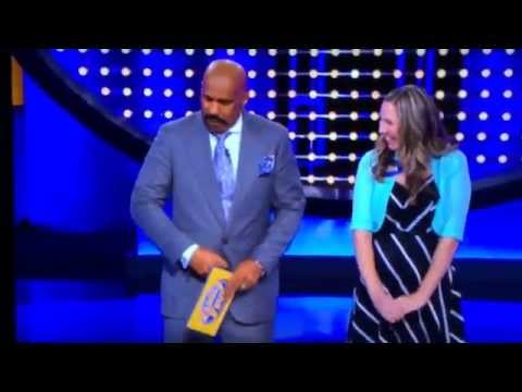 Worst Family Feud Fail EVER