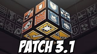 Rainbow Six Siege Patch 3.1 Notes - New Knife rework New Reload Bartlett removed Yacht reintroduced