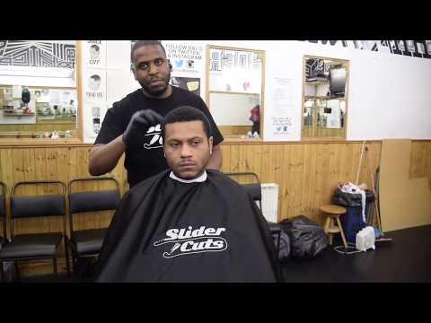 Barber Tutorial: One Level, Ceasar Cut- SLIDERCUTS