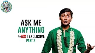 Ask me Anything (Part 2 of 2) - Interview/Talk - Alexander Babu