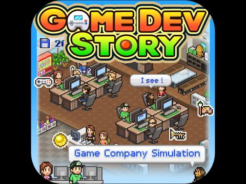 Game Dev Story / Part 3 / Gameplay/ Publish your own console /