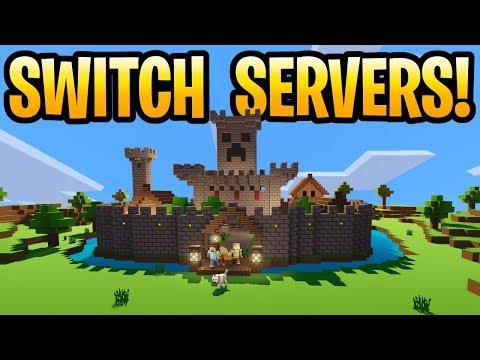 Minecraft Nintendo Switch Servers Release Date? Update Aquatic & Bedrock! Inpvp, Mineplex & Lifeboat