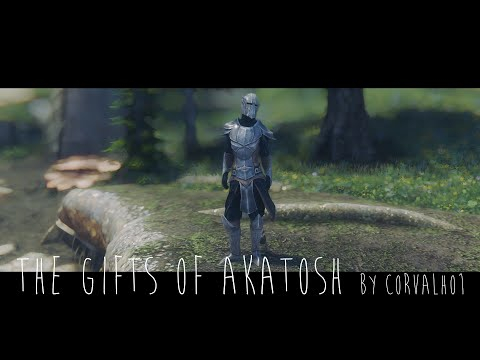 Skyrim Mod | The Gifts of Akatosh