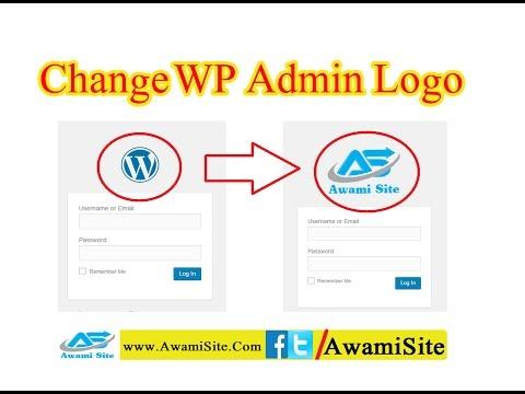 How To Change Wordpress Admin Logo