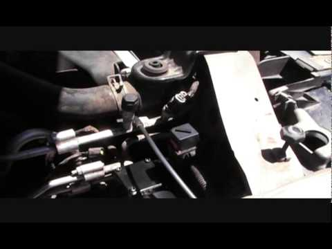 Location of Ford Expedition Air Suspension Compressor Relay