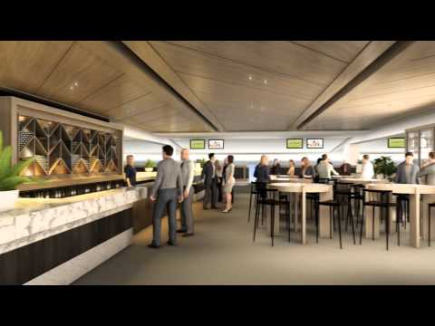Randwick Racecourse - Segenhoe's new Suite.wmv