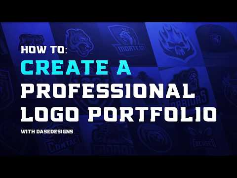 How to Create a Professional Logo Portfolio | DaseDesigns