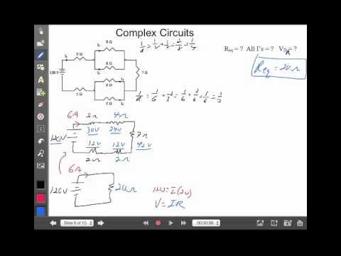Complex Circuits Lecture