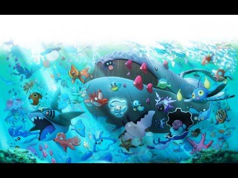 Pokemon R/S/E Dive Remix