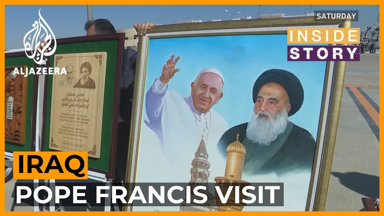 How significant is Pope Francis's visit to Iraq? | Inside Story