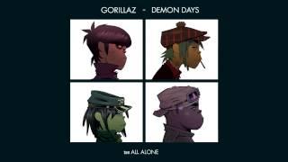Gorillaz - All Alone - Demon Days