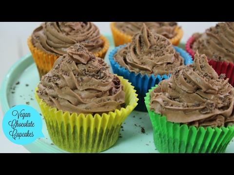 Chocolate Cupcakes   YUMMY VEGAN