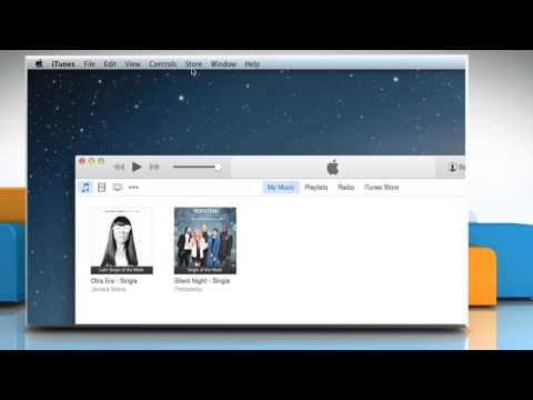 How to associate your computer to Apple® ID using iTunes® Store