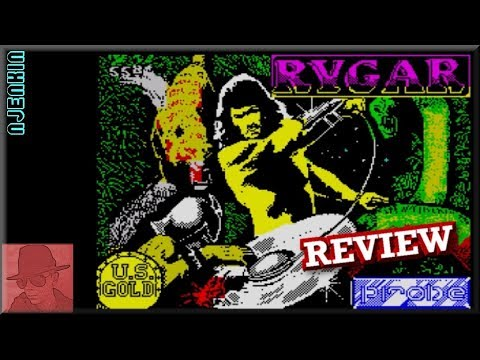 Rygar - on the ZX Spectrum 48K !! with Commentary