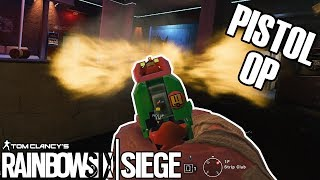 Rainbow Six Siege: Ranked - The Accidental Pistol Double Kill