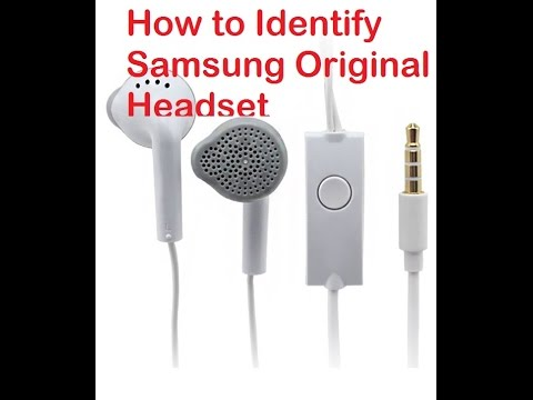 Samsung Original earphone full review