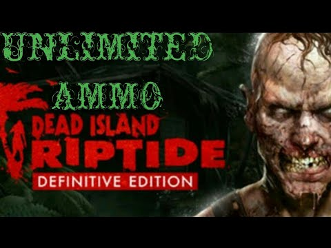 Dead island riptide definitive edition, unlimited ammo pistol,doing a giveaway 2018 links are in the