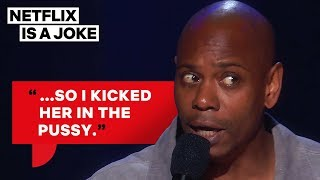 Dave Chappelle Pulls Off An Impossible Punchline | Netflix Is A Joke