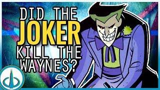 Did THE JOKER Kill Batman