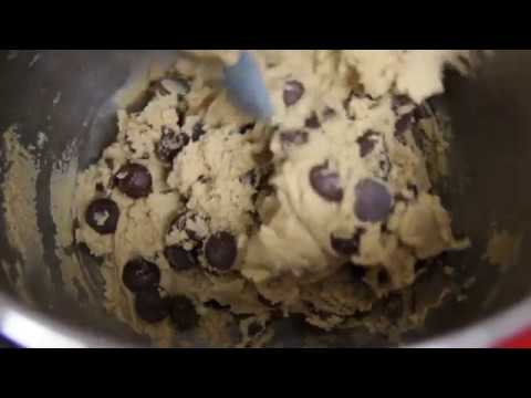 EASY COOKIE BAKING INSTRUCTIONS for Katie Fisher Day!
