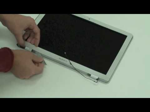 How to Replace the Macbook Air LCD Display and Hinges